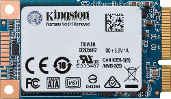 Abbildung Kingston SSDNow UV500 mSATA SSD