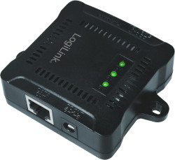 Abbildung LogiLink Gigabit Power over Ethernet Splitter