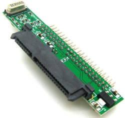 Abbildung SATA-IDE44-Adapter