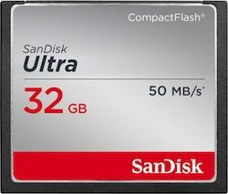 Abbildung SanDisk Ultra CompactFlash