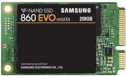 Abbildung Samsung 860 EVO mSATA SSD