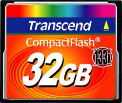 Abbildung Transcend CompactFlash 133x