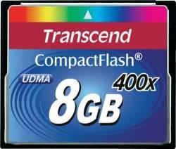 Abbildung Transcend CompactFlash 400x