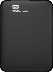 Abbildung Western Digital Elements Portable USB-Festplatte