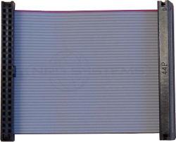 Abbildung IDE-Kabel 44-polig mit 2 Steckern (5cm)