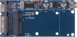 Abbildung mSATA auf SATA/Mini USB 2.0 Adapter